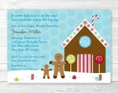 Gingerbread Baby Candy Wi...