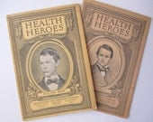 Vintage Health Heroes 1920s Booklet Pair