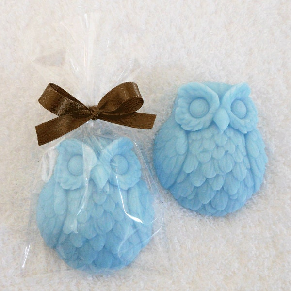 Owl Soap Bridal Shower Favors Baby Shower Favors Party