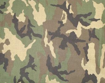 Camoflage Pillowcase