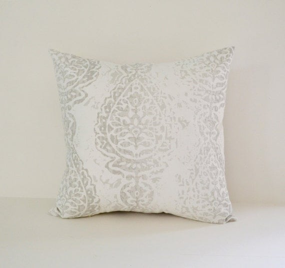 22x22 Decorative Pillows : White Pillow Cover Decorative Pillows Throw Pillows French