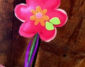 Felt Wand for Princess Play, Birthday Party, Magic Wand - Pretend Play Wand