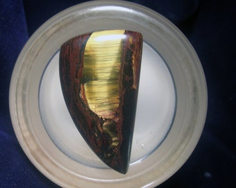 Marra Mamba Tiger Eye Cabochon