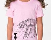 My Star Wars AT-AT Pet - Toddler / Youth American Apparel Kids T-shirt ( Star Wars kids shirt )