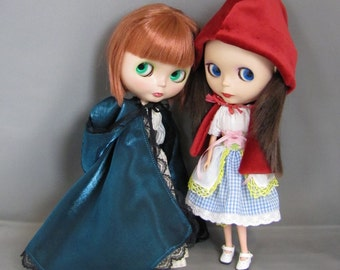 Storybook Costumes Pattern for Blythe