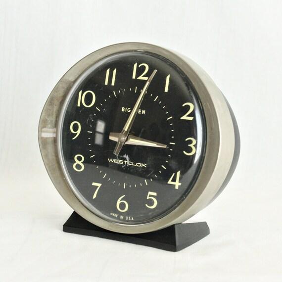 Westclox Big Ben Electric Alarm Clock Just Another Wiring Diagram