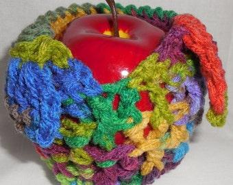 Apple Jacket , Apple Cozy , Fruit Cozy , Fruit Protector , Fruit jacket  aj108