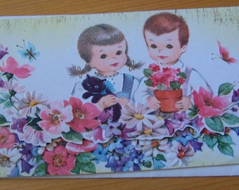 sweetest little get well card
