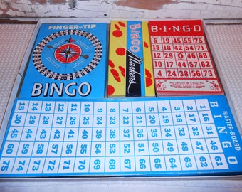 Vintage Regal Bingo Game