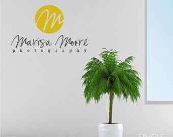 Custom Business Logo - Wall Decal Deposit