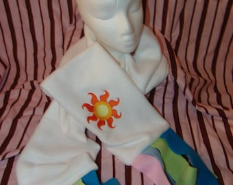 MLP SUN Fleece Scarf