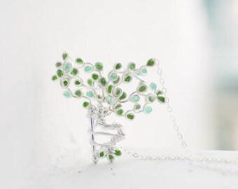 Graduation Gift, Tree of Andry Necklace, Orthopedic Surgeon Art, Retirement Gift