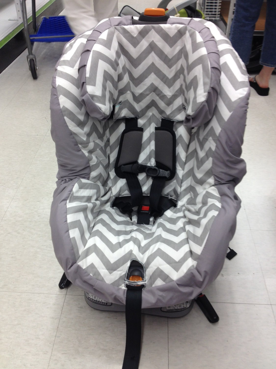Komfy Kid Custom Car Seat Cover Set For Chicco Nextfit