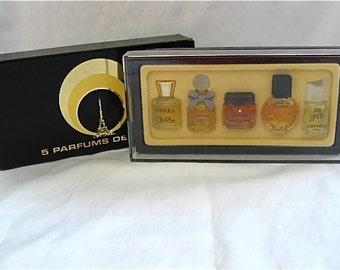 ON SALE was 75.00 Five Parfums De Paris