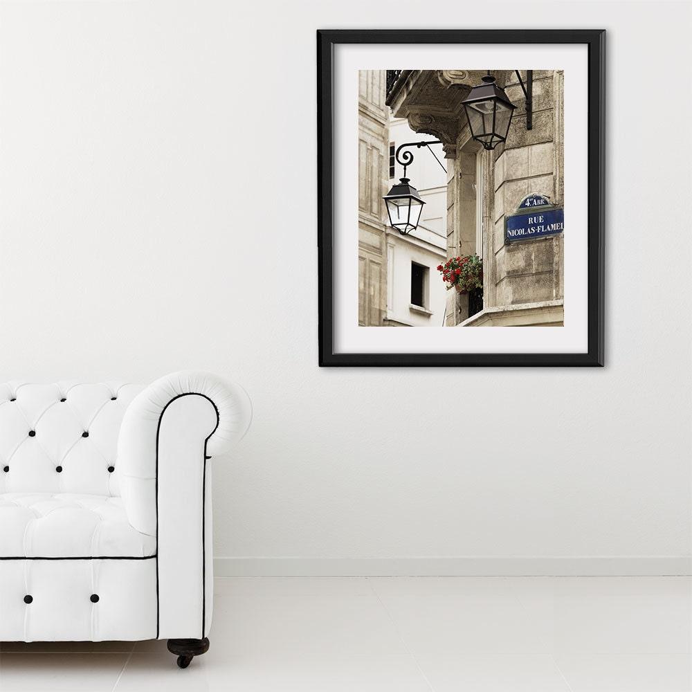 "Paris Photography, ""Twilight Light"" Paris Print Extra Large Wall Art Prints Paris Wall Decor, Mom Gift for Her, Apartment Art"