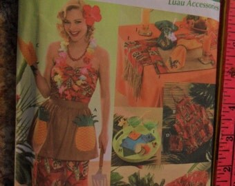 Simplicity Pattern 4564 - UNCUT - For Luau Accessories
