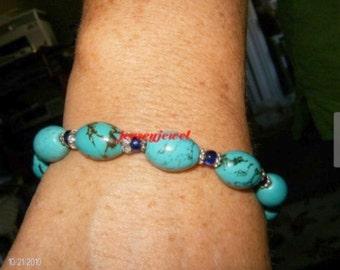 BOLD TURQUOISE Bracelet
