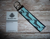 PERFECT GIFT - Key Chain FOB - Key Wristlet - Dashhounds - Boutique Mia
