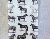 Horse tin,  Equestrian pill box, treasure box, jewellery box