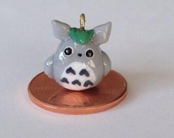 Cute Kawaii Totoro Clay Charm
