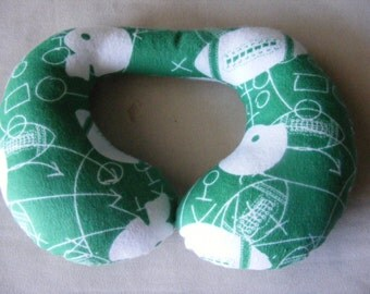 Toddler Travel Pillow, Football