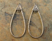 Bronze Chandelier Earring Components Findings