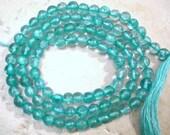 """Apatite 4mm Round Gemstone Beads 14"""" Strand ETSY-A"""