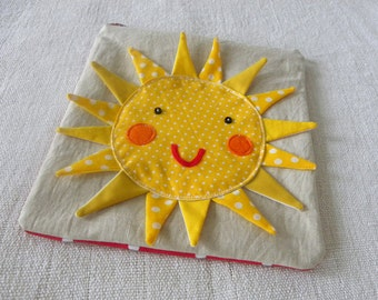 Happy Sun pouch