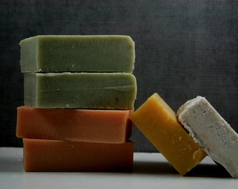 Soap - Choose any 6 Handmade Soap Bars - Natural Soap, Essential Oil Soap