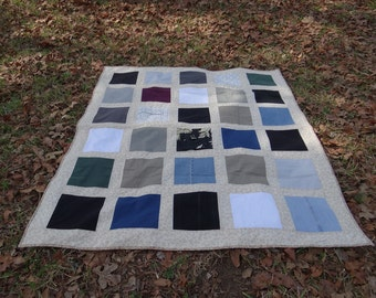 Memory Quilt with your Loved Ones Clothing