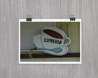 Espresso - 4x6 photograph