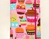 Kindle Cover Hardcover, Paperwhite, Nook Glowlight, Fire HD 7, Cupcake Sprinkles Hard cover eReader Cover