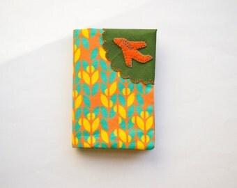Sunburst Knits - Fabric Passport Cover