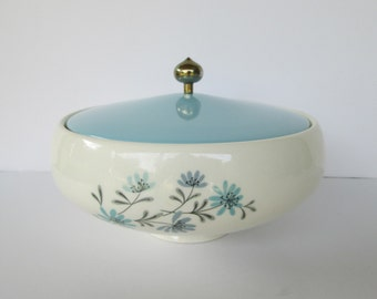 Lovely Covered Serving Bowl Dish