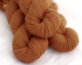 Buffy Pure DK - 100% Bluefaced Leicester - Campfire Dyelot 6-14 - as used in Asymloche by Wooly Wormhead