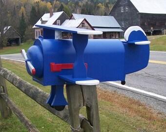 air plane mailbox plane mailbox