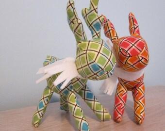 Deer/Reindeer PDF Sewing Pattern Holiday Craft