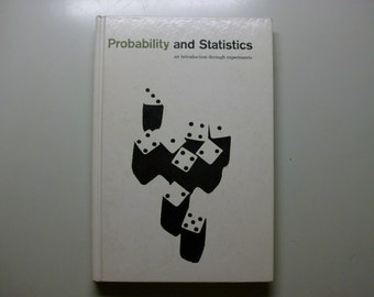1962 Probability and Statistics Book