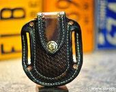 the Nolle - a package:  brand new Leatherman Rebar + steveb custom case