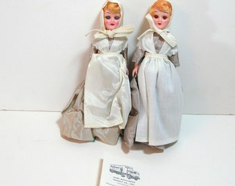 Priscilla Dolls, Mayflower Trucking Company,  Vintage Advertising