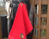 Chicago Blackhawks Hand, Rally, Golf, Bowling, or Polishing the Stanley Cup Towel