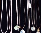 """Island Trio - 18"""" L Assorted suede adjustable necklaces"""