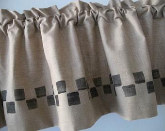 Primitive curtains | Etsy