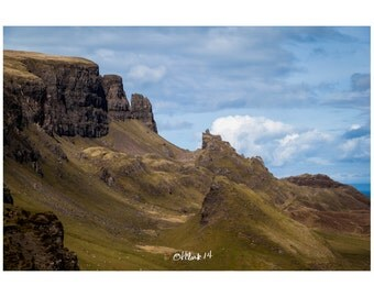 Skye Dream Fine Art Photography Outlander Scotland Scottish Landscape Romantic Fantasy Mountains Claire and Jamie Say could that lass be I