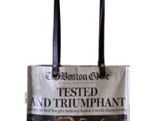Tested and Triumphant Boston Red Sox World Champions Tote
