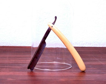 Antique Straight Razor with Celluloid Handle