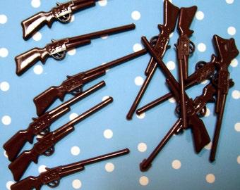 10 Rifle Charms