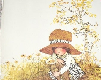 1960s Holly Hobbie Prints, for Framing or Crafting, 8 x 10, Original Package, Unopened, American Greetings Corp.