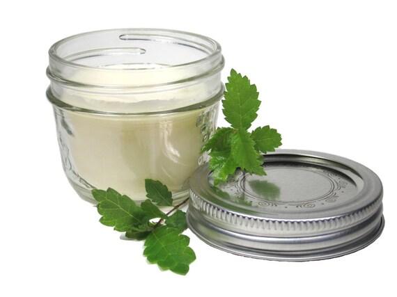 Vegan Chai Spice Shaving Cream Soap (in jar, no brush)