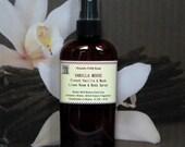 VANILLA MOOSE Body Spray -Vanilla Room Spray - French Vanilla Musk Linen Spray & Air Freshener